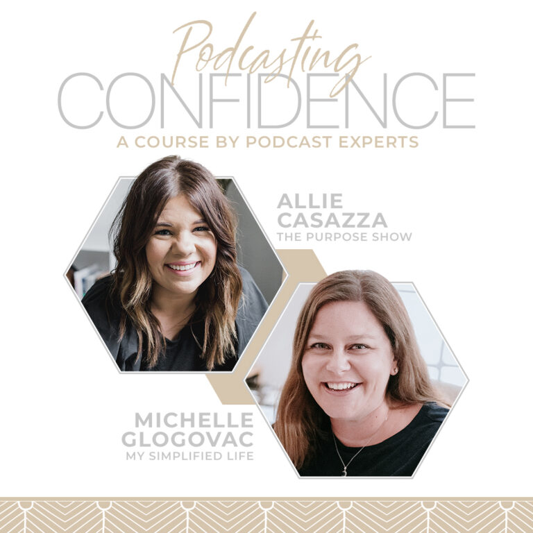 Podcasting Confidence