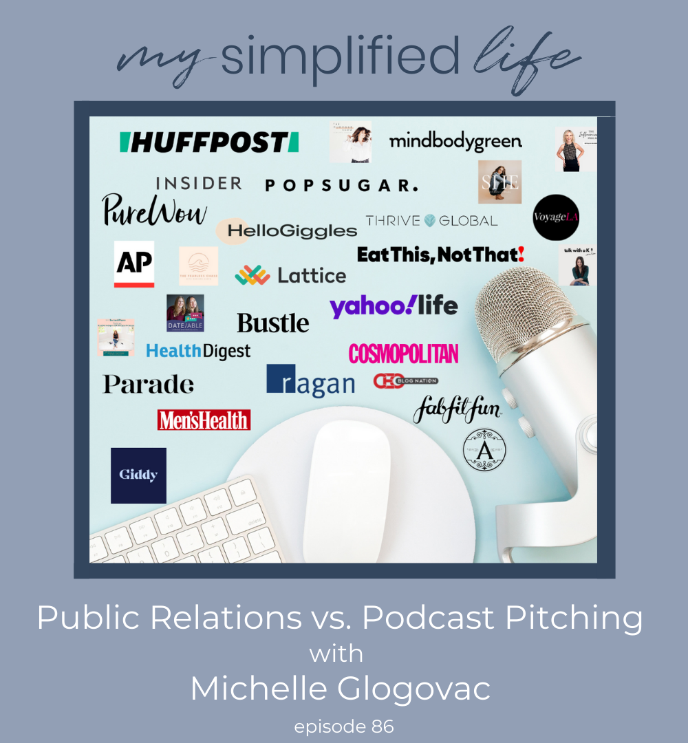 Public Relations vs. Podcast Pitching