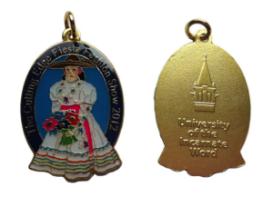 The 2012 medal – La Charra Chiquita (Limited quantity still available)