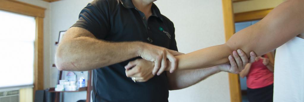 Active Release Tennis Elbow