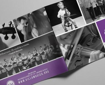 Villa Musica Case for Support