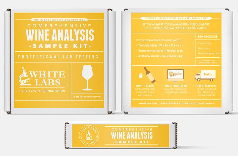 White Labs Test Kits