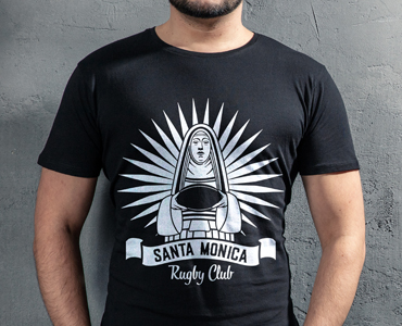 Santa Monica Rugby Club Shirt