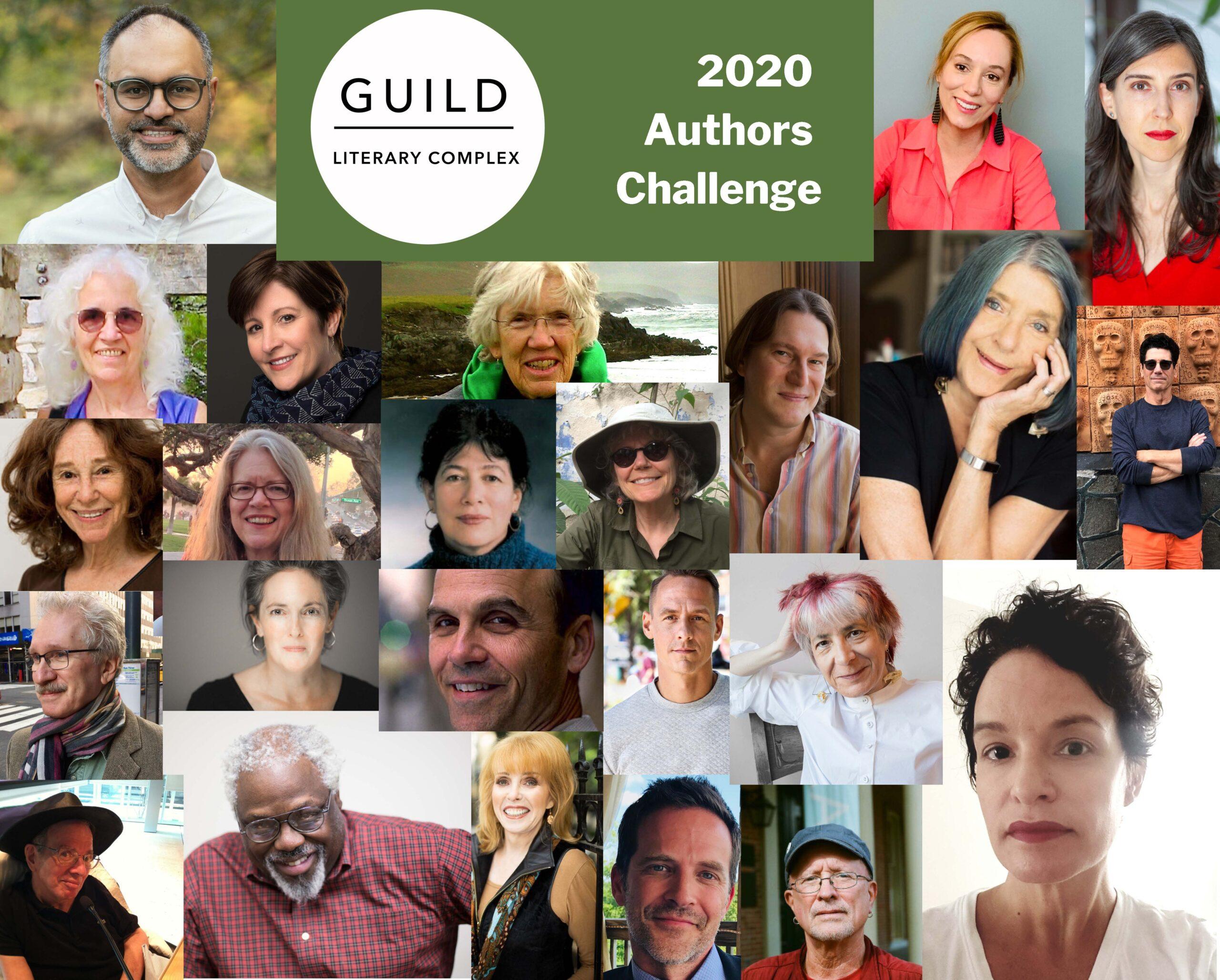 Guild Authors Challenge