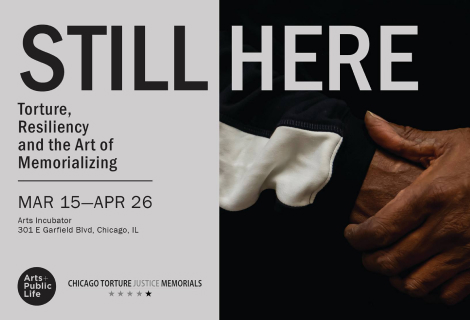 Still Here - past Applied Words Event
