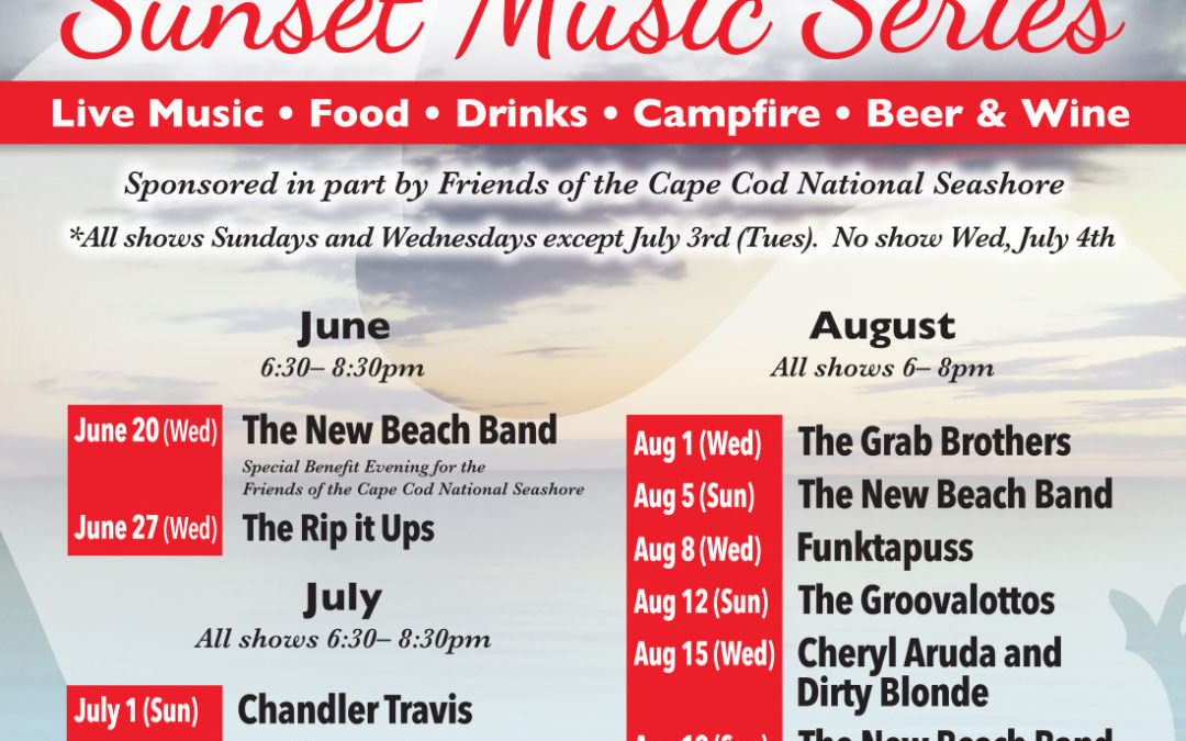 SUNSET MUSIC IS BACK IN JUNE!