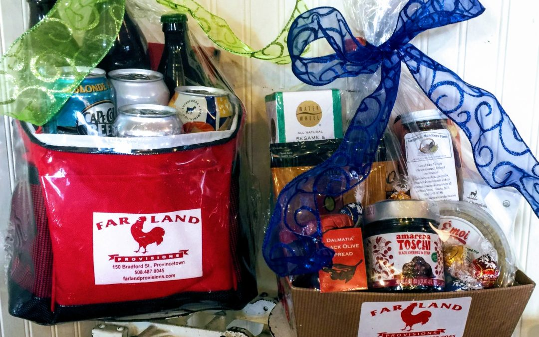 """It's Gifting Season – Send something with a """"Local"""" twist."""