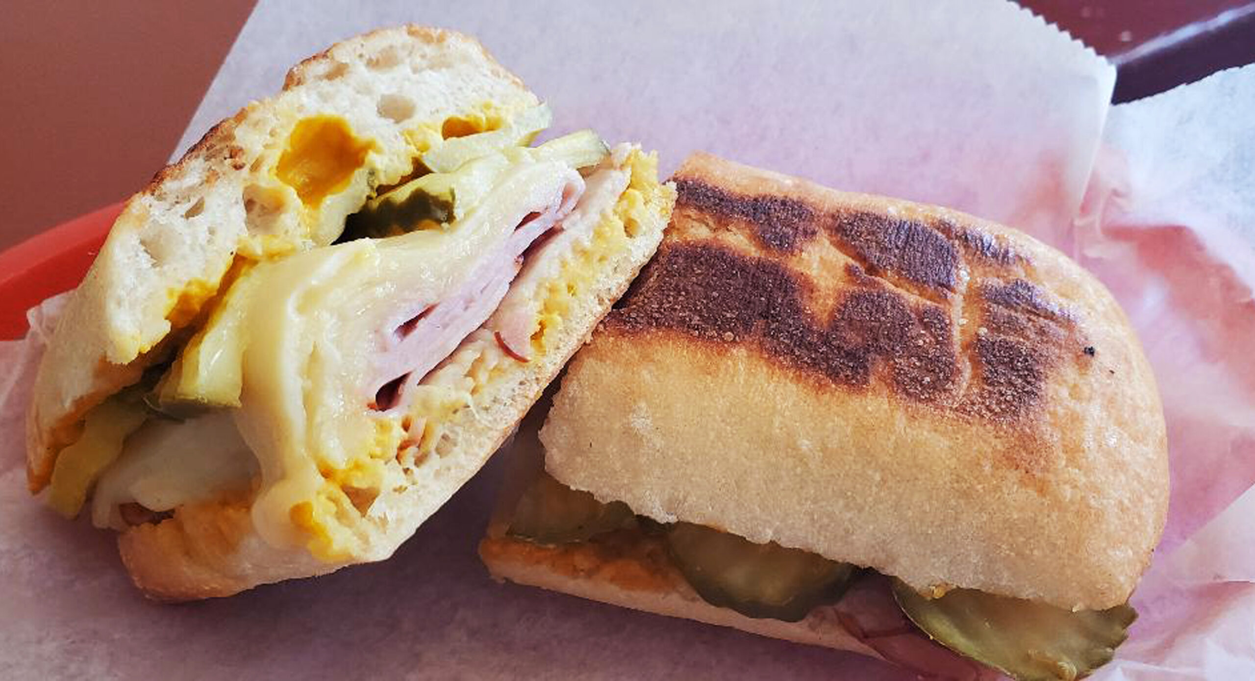 Far Land Provisions Cubano Sandwich