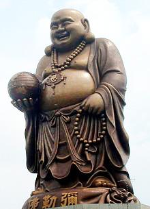Agni by Mia Park Buddha