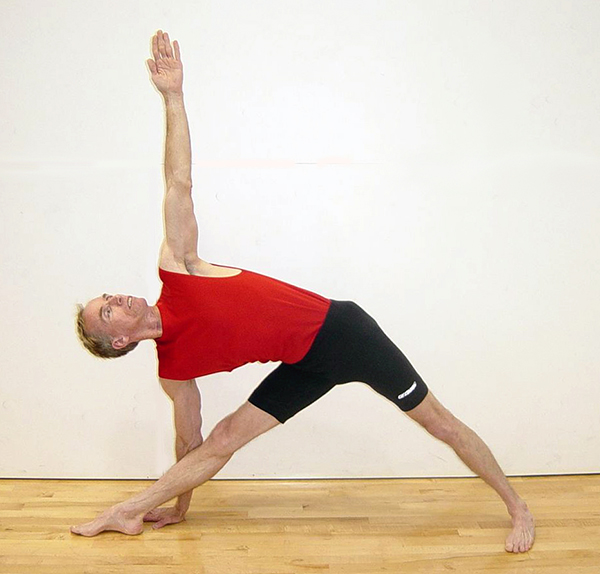 """Yoga for the """"Aging"""" Athlete"""