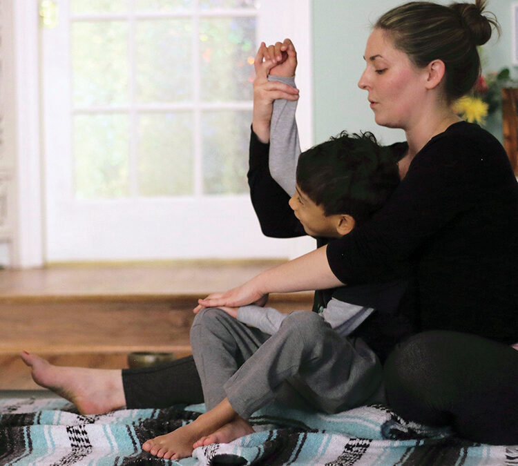 Erin Haddock, Passionate About Making Yoga Accessible to All Students
