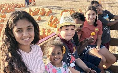 Pumpkin Patch Hay Ride