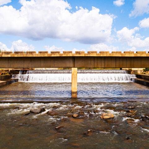Lower Kruisvallei upstream weir