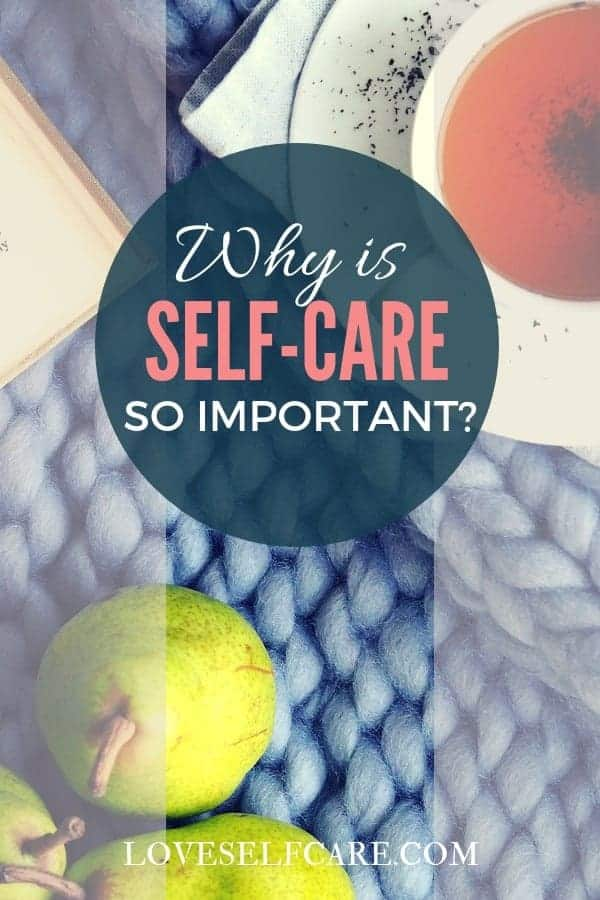 Why is Self-Care so Important? How to include a regular review of the areas in your life to see where you might be out of balance. Why taking time for yourself is a good thing to prevent feeling overwhelmed. #selfcare