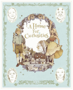 Poster-A Home for Curiosities