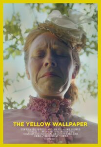Poster-The Yellow Wallpaper