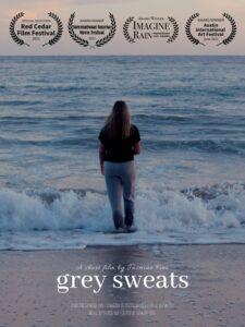 Poster-Grey Sweats