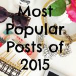 Most Popular Post of 2015