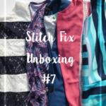 Stitch Fix Unboxing #7