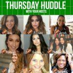 Thursday Huddle Link Up