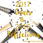 2017 Goals + 2016 Reflections & Reader Survey
