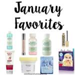 January 2017 Favorites