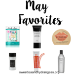 May 2017 Favorites