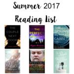 Summer 2017 Reading List