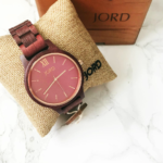Unique Wooden Watches With Jord