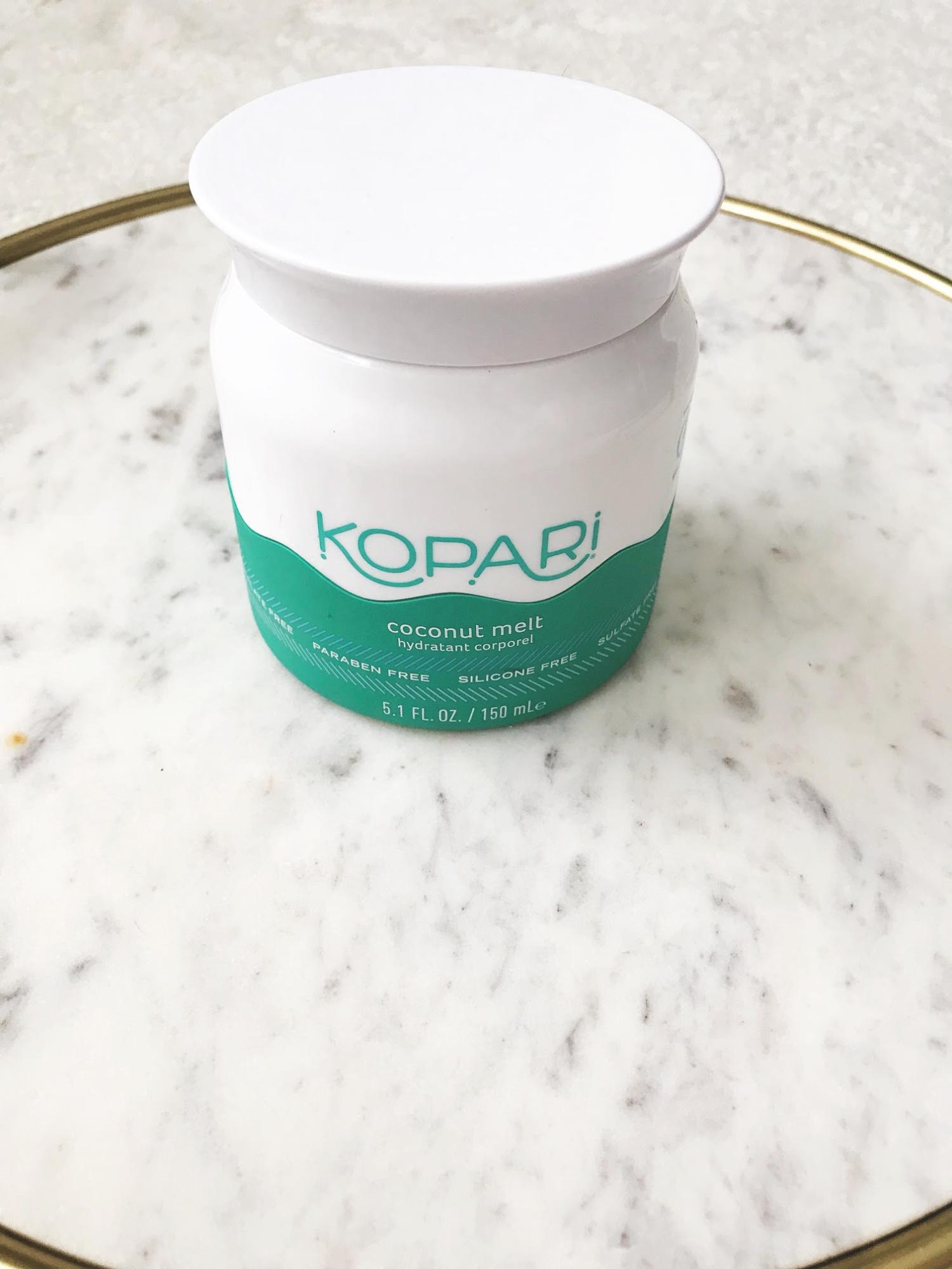 STH 6 Beauty Products I'm Currently Loving-Kopari Coconut Melt
