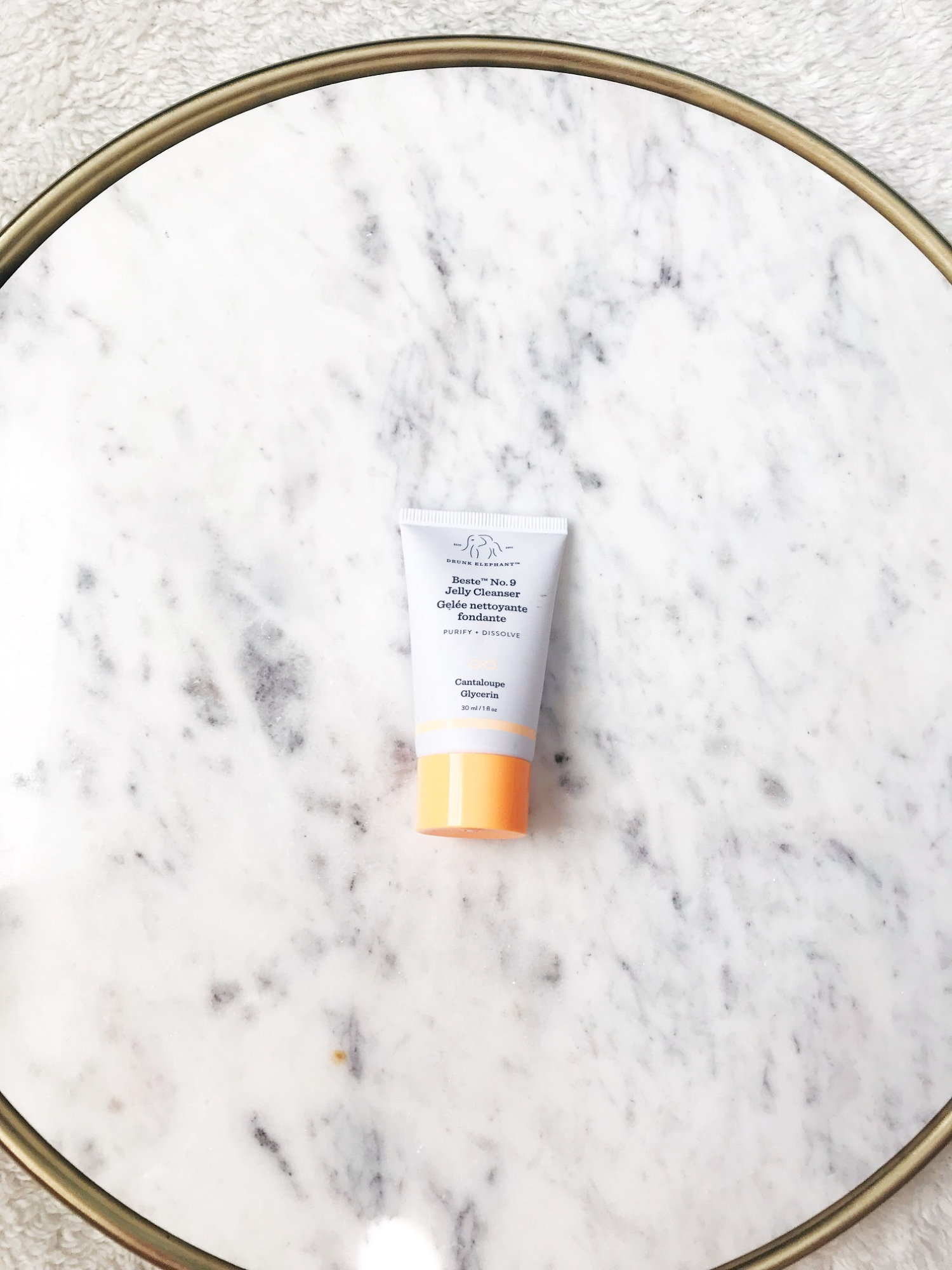 Drunk Elephant Jelly Cleanser