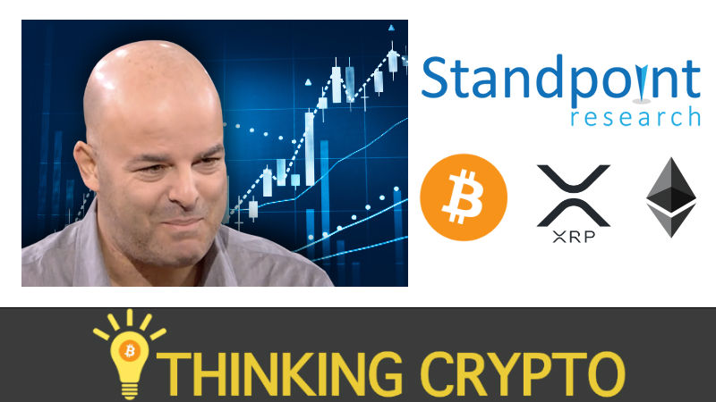 The Current State, Manipulation & Future of Crypto with Ronnie Moas of Standpoint Research Interview