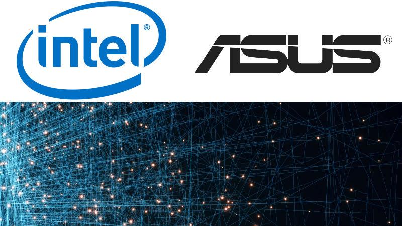 Intel & Asus Bitcoin Mining