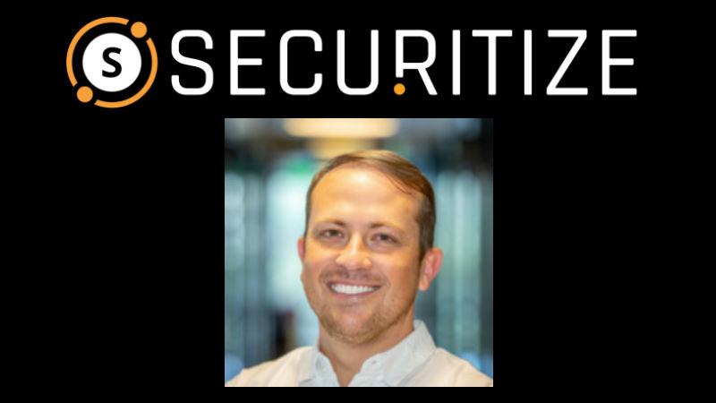 Jamie Finn President Securitize