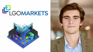 Read more about the article Interview with LGO Markets CEO Hugo Renaudin – Institutional Crypto Exchange – Multi Signature Wallet & More