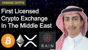 Interview: Abdullah Almoaiqel Rain Crypto Exchange – Retail, Institutional, Custody, Crypto Trading