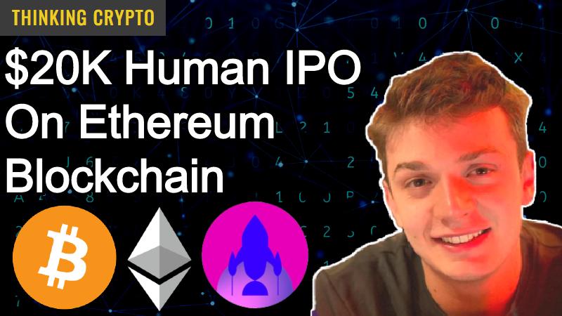 Interview: Alex Masmej – $20K Human IPO Tokenized $Alex On Ethereum Blockchain – Rocket DeFi Loan NFT