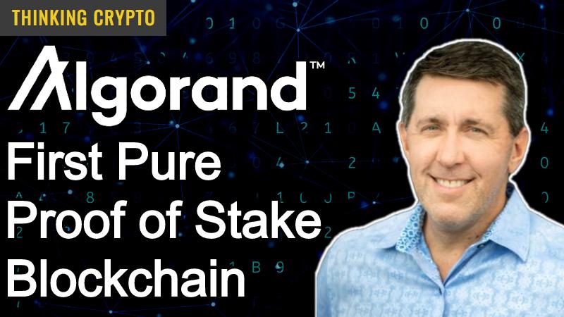 Interview: Algorand COO Sean Ford – Marshall Islands CBDC – Tokenizing Gold – Wall Street Blockchain Alliance