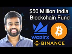 Read more about the article Interview: WazirX CEO Nischal Shetty – Crypto Unban India – Binance $50M Blockchain Fund – STF Token