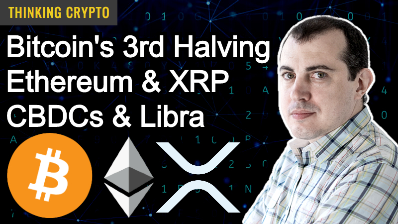 Andreas Antonopoulos Interview – Bitcoin's Third Halving, Scalability & Future Adoption