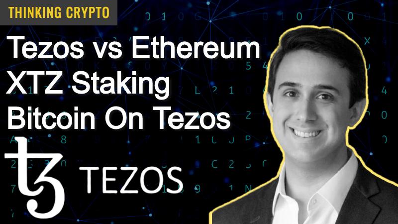 Read more about the article Interview: Arthur Breitman CoFounder Tezos – XTZ Staking, Tezos vs Ethereum – tzBTC