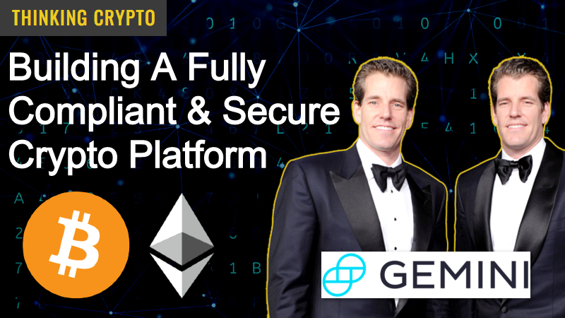 You are currently viewing Interview: Cameron & Tyler Winklevoss – Gemini, Bitcoin, JP Morgan, Ethereum 2.0, Facebook Libra & More!