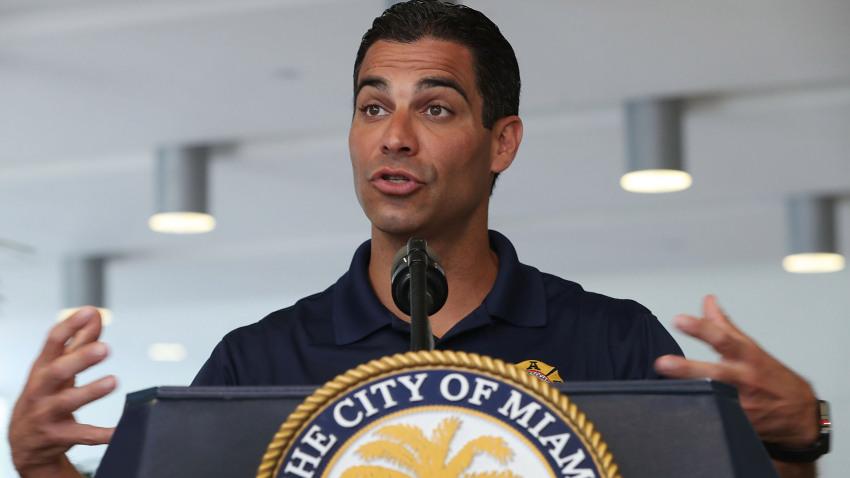 Miami Mayor Interview