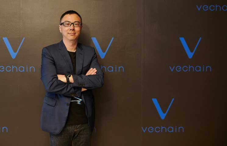 Read more about the article Sunny Lu VeChain CEO Interview
