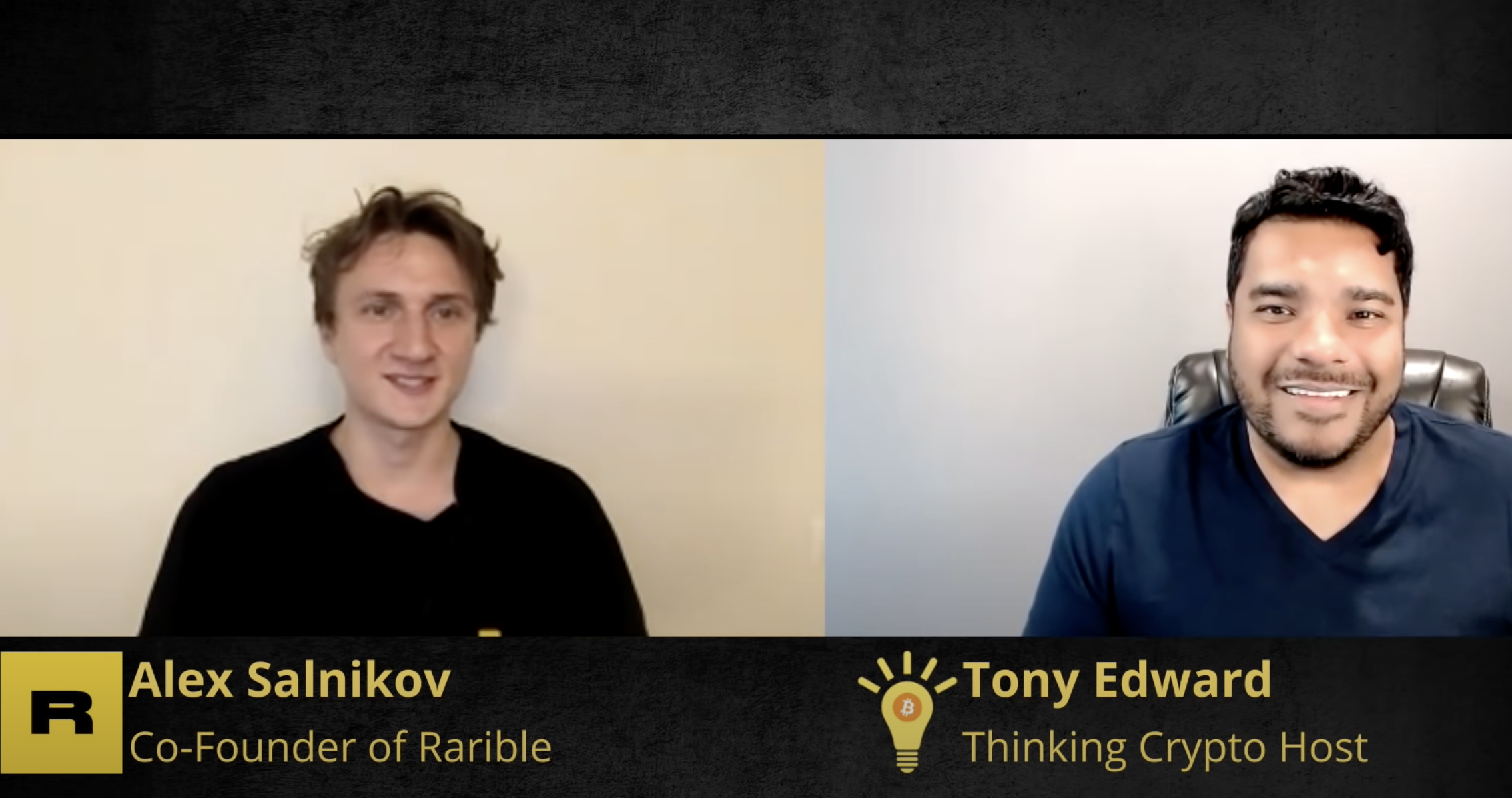 Alex Salnikov Rarible Interview