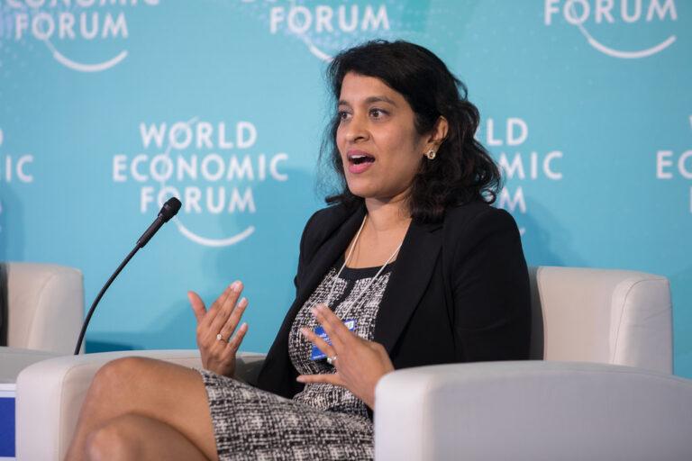 Sheila Warren World Economic Forum Interview