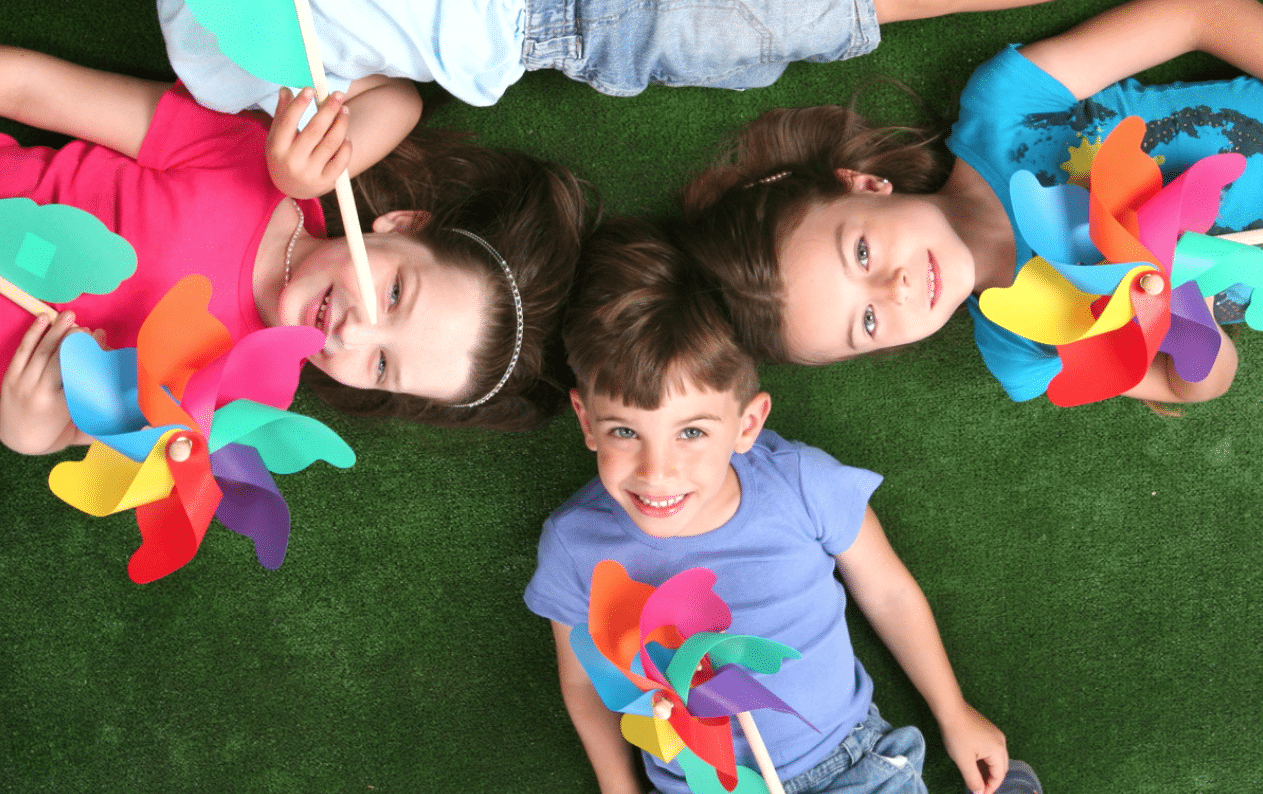 Children 3-4 years old - Speech and language