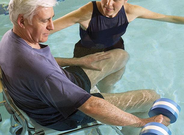 adirondack aquatic center, aquatic physical therapy