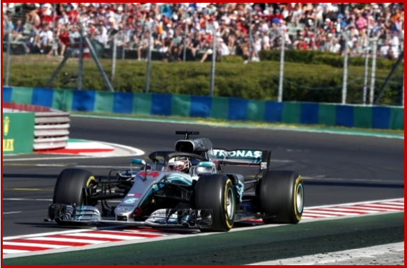 AutoInformed.com on Hungarian GP 2018.