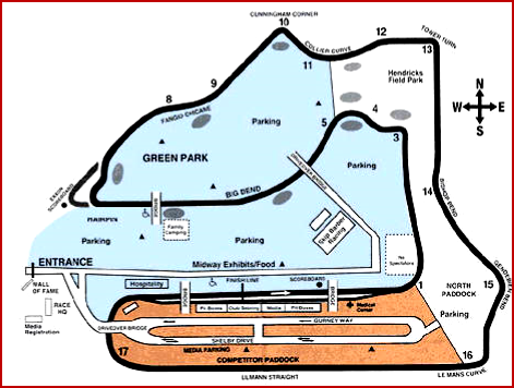 AutoInformed.com on the Sebring Racetrack